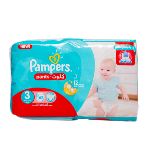 Pampers Pants S3 (6-11kg) Midi