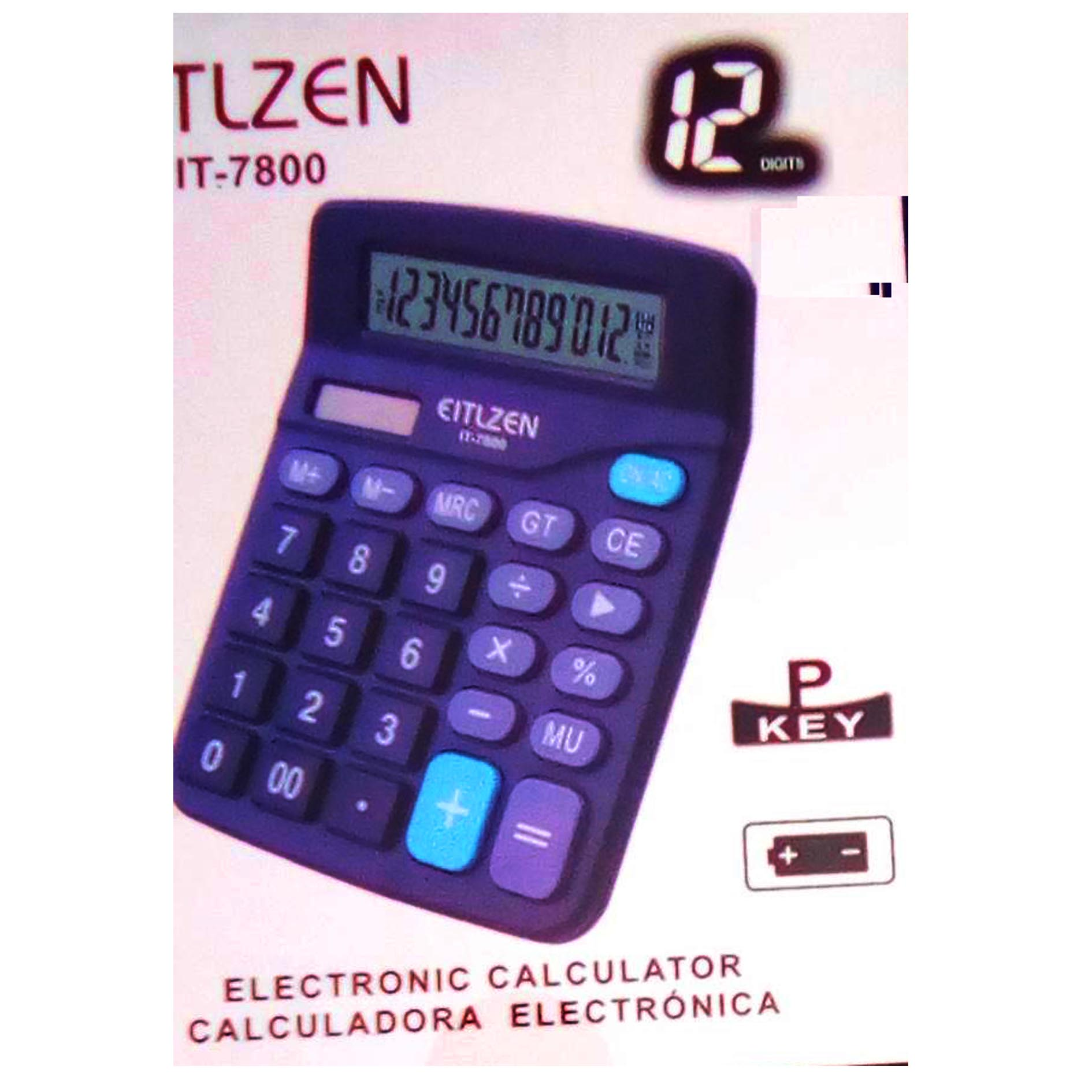 Original calculator for business