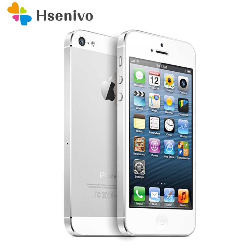 images/products/Original Apple iPhone 5 Unlocked Mobile Phone iOS Dual-core 4.0
