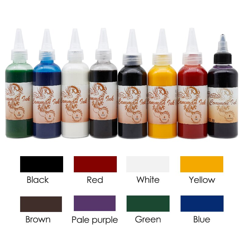 images/products/mainimage1100ml-bottle-Temporary-Airbrush-Tattoo-Common-Ink-For-Body-Paint-Beauty-Pigment-18-Colors-For-Choose.jpg